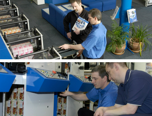Flexo vs. Offset Printing (The 3 Main Differences Explained)