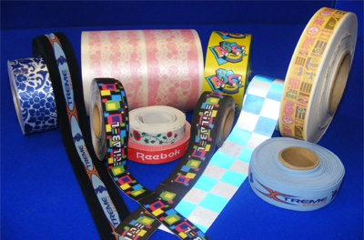 How To Print Labels On Textile Ribbon