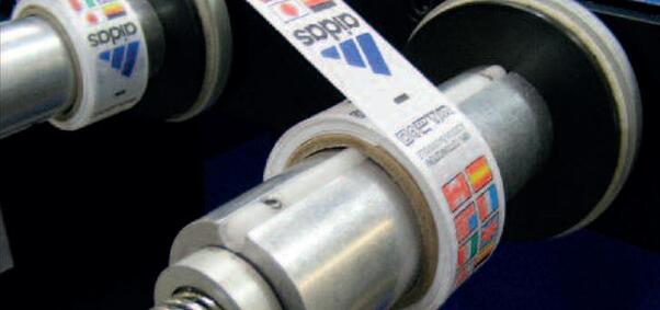 textile label printing
