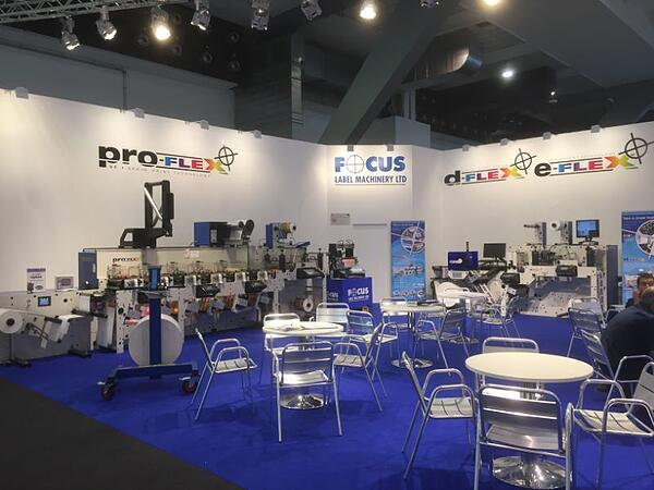 Labelexpo 2019 - Focus Label Stand  (1)