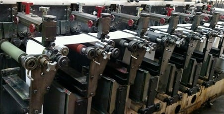Should You Repair or Replace your Flexographic Press