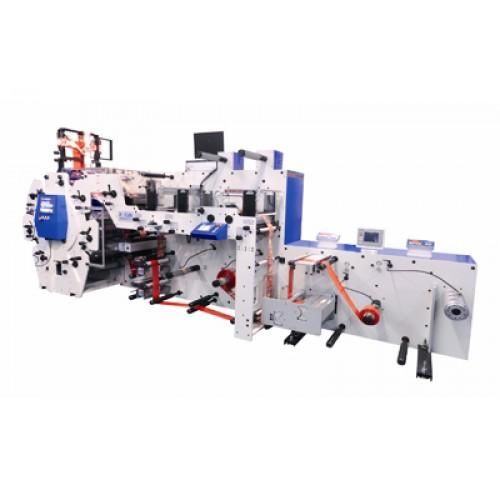 what is a flexo printing press