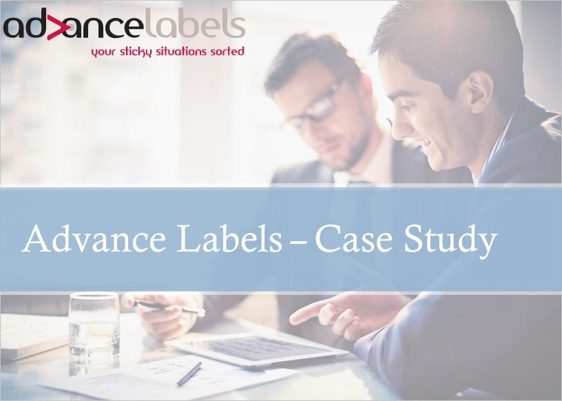 Advance Labels – Case Study