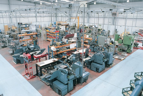 An Introduction To Printing Press Machine Parts & Maintenance