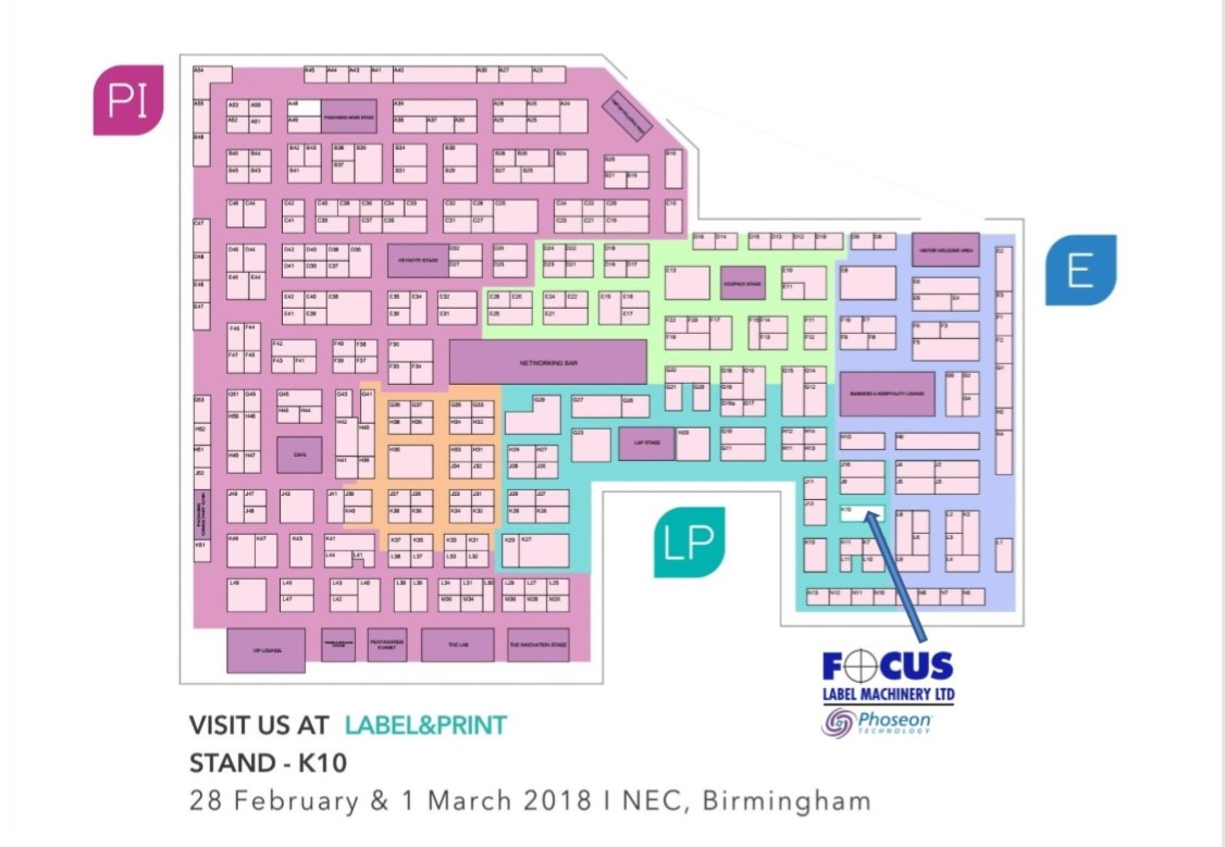 Label & Print 2018, NEC Birmingham, 28th February - 1st March, Stand K10.png