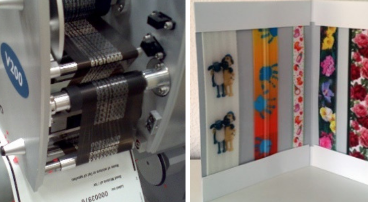 Elastic & Ribbon Printing