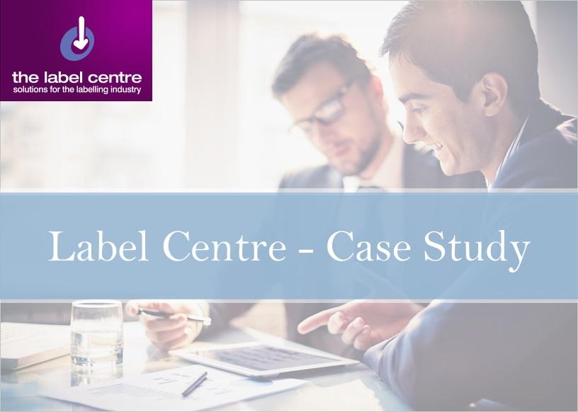 Label Centre – Case Study