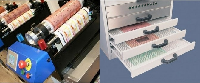 What Are Flexographic Printing Plates?